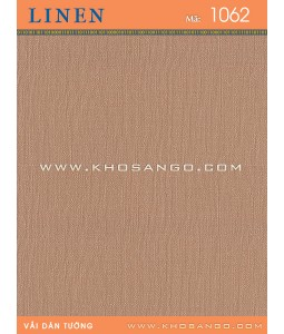 Vải dán tường Linen 1062