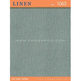 Vải dán tường Linen 1063