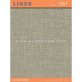 Vải dán tường Linen 1067