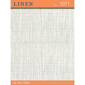 Vải dán tường Linen 1071