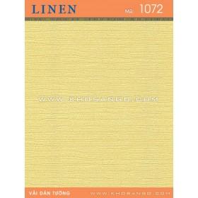 Vải dán tường Linen 1072
