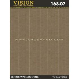 Vải dán tường Vision 168-07