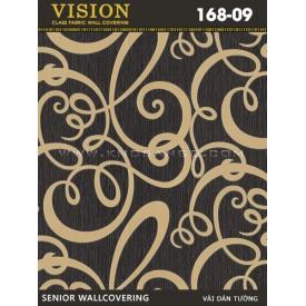 Vải dán tường Vision 168-09