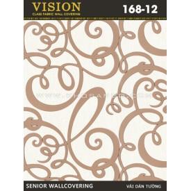 Vải dán tường Vision 168-12