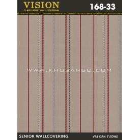 Vải dán tường Vision 168-33