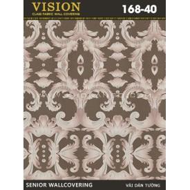 Vải dán tường Vision 168-40
