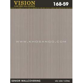 Vải dán tường Vision 168-59