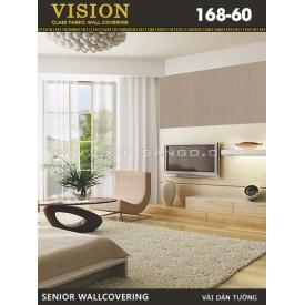 Vải dán tường Vision 168-60