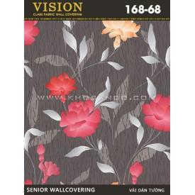 Vải dán tường Vision 168-68