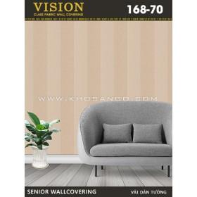 Vải dán tường Vision 168-70