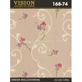 Vải dán tường Vision 168-74
