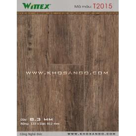 Sàn Gỗ WITTEX T2015