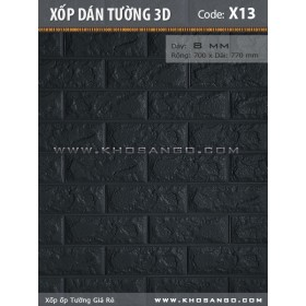 Xốp dán tường 3D X13