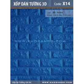 Xốp dán tường 3D X14