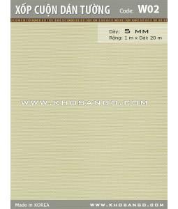 Foam Wall Coating W02