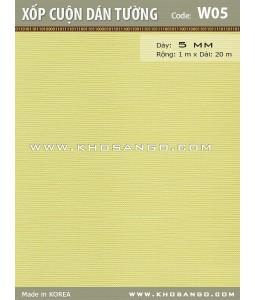 Foam Wall Coating W05