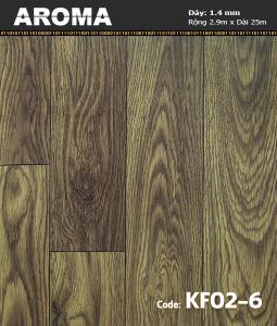 Sàn nhựa cuộn KF02-6
