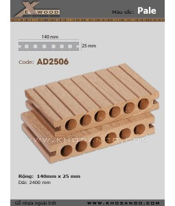 Exwood Decking AD2506-pale