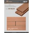 Sàn gỗ Exwood ED140x25-4 Wood
