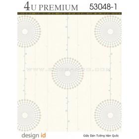 Giấy dán tường 4U Premium 53048-1