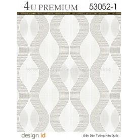 Giấy dán tường 4U Premium 53052-1