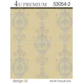 Giấy dán tường 4U Premium 53054-2