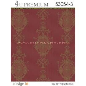 Giấy dán tường 4U Premium 53054-3