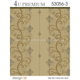 Giấy dán tường 4U Premium 53056-3