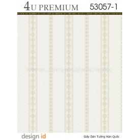 Giấy dán tường 4U Premium 53057-1