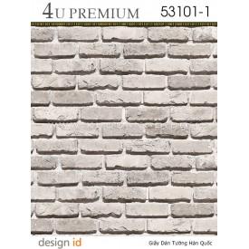 Giấy dán tường 4U Premium 53101-1