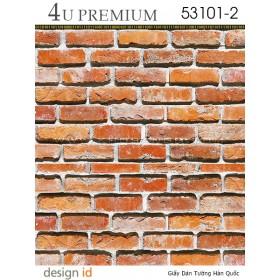 Giấy dán tường 4U Premium 53101-2