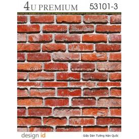 Giấy dán tường 4U Premium 53101-3