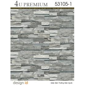 Giấy dán tường 4U Premium 53105-1