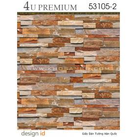 Giấy dán tường 4U Premium 53105-2