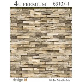 Giấy dán tường 4U Premium 53107-1