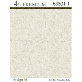 Giấy dán tường 4U Premium 53301-1