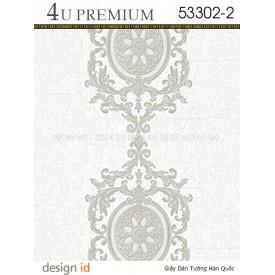 Giấy dán tường 4U Premium 53302-2