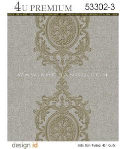 4U Premium wallpaper 53302-3