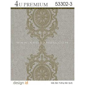 Giấy dán tường 4U Premium 53302-3