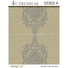 Giấy dán tường 4U Premium 53302-4