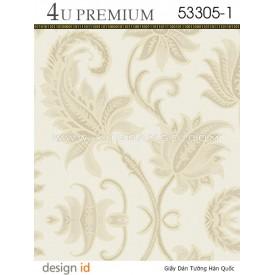 Giấy dán tường 4U Premium 53305-1