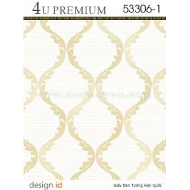 Giấy dán tường 4U Premium 53306-1