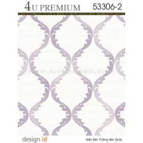 Giấy dán tường 4U Premium 53306-2