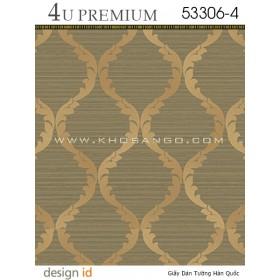 Giấy dán tường 4U Premium 53306-4