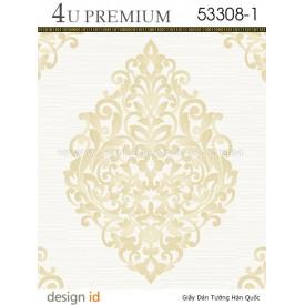 Giấy dán tường 4U Premium 53308-1