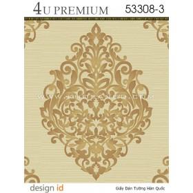 Giấy dán tường 4U Premium 53308-3