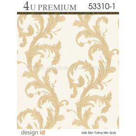 Giấy dán tường 4U Premium 53310-1