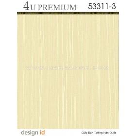 Giấy dán tường 4U Premium 53311-3