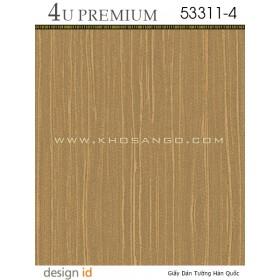Giấy dán tường 4U Premium 53311-4