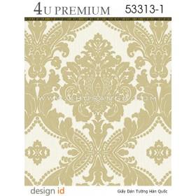 Giấy dán tường 4U Premium 53313-1